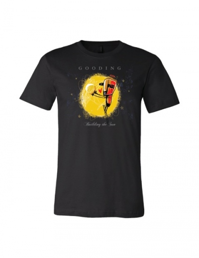 'Building the Sun' Cover Art Tee