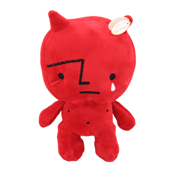 Lil Red Custom Plush