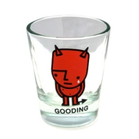 Lil Red Shot Glass