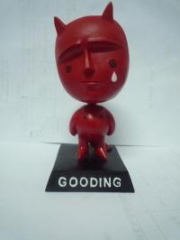 Lil Red Bobblehead
