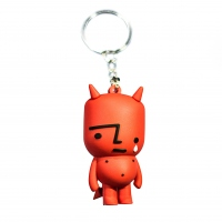Lil Red Keychain